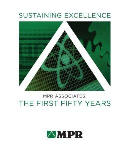 Sustaining Excellence: MPR Associates, The First Fifty Years (2015)