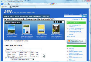 National Service Center for Environmental Publications Screen Shot-01