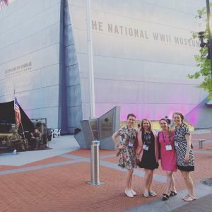 History Associates Team at the NWW2M for AAM2019