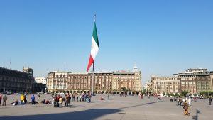 PASIG 2019 - El Zócalo in Mexico City