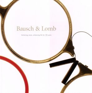 Bausch + Lomb Corporate History Book