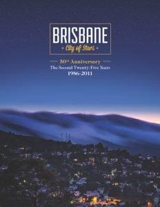 Brisbane City History Book