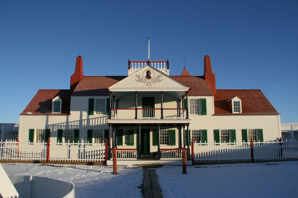 Fort Union Historic Trading Post