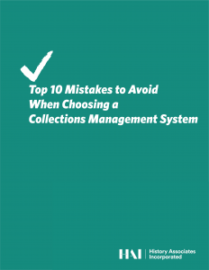 Top 10 Mistakes to Avoid When Choosing a Museum CMS