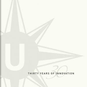 Universal Avionics 30th Anniversary Book