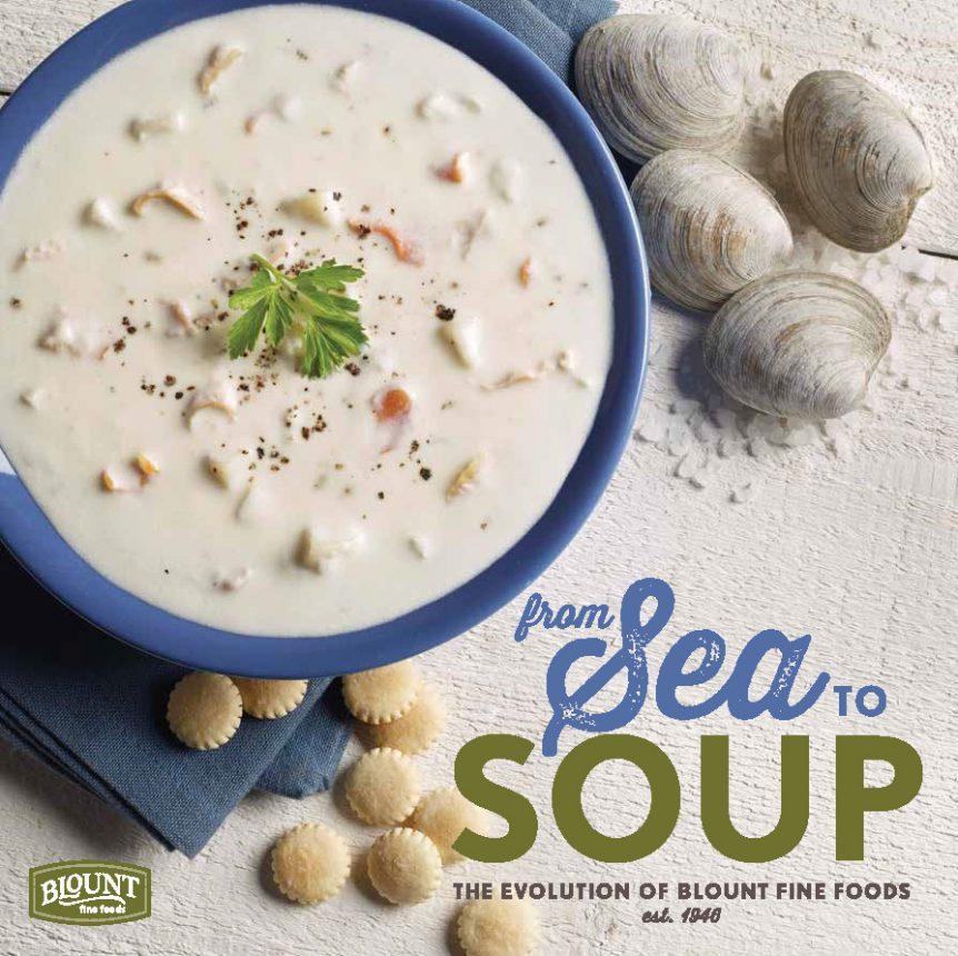 Blount Fine Foods Corporate History Book
