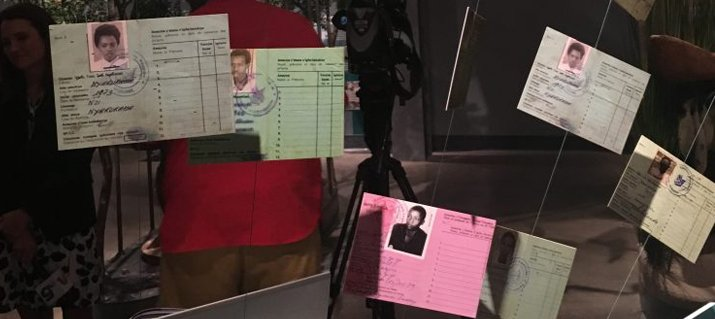 HAI located Rwandan genocide ID cards for exhibit at the Dallas Holocaust and Human Rights Museum
