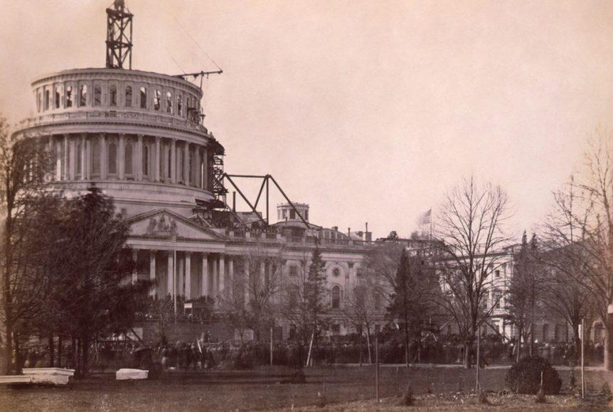 Lincoln-Inauguration-1861