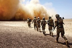 Our area of expertise spans multiple subject matters and topics including the history of U.S. wartime mobilization and contracting in the modern military conflicts in Iraq and Afghanistan. Image courtesy of the U.S. Department of Defense